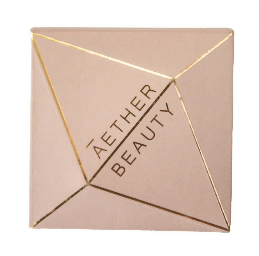 Using the service Cloverly, clean makeup brand Aether Beauty is enabling customers that purchase through its website to offset the carbon emissions of delivery.