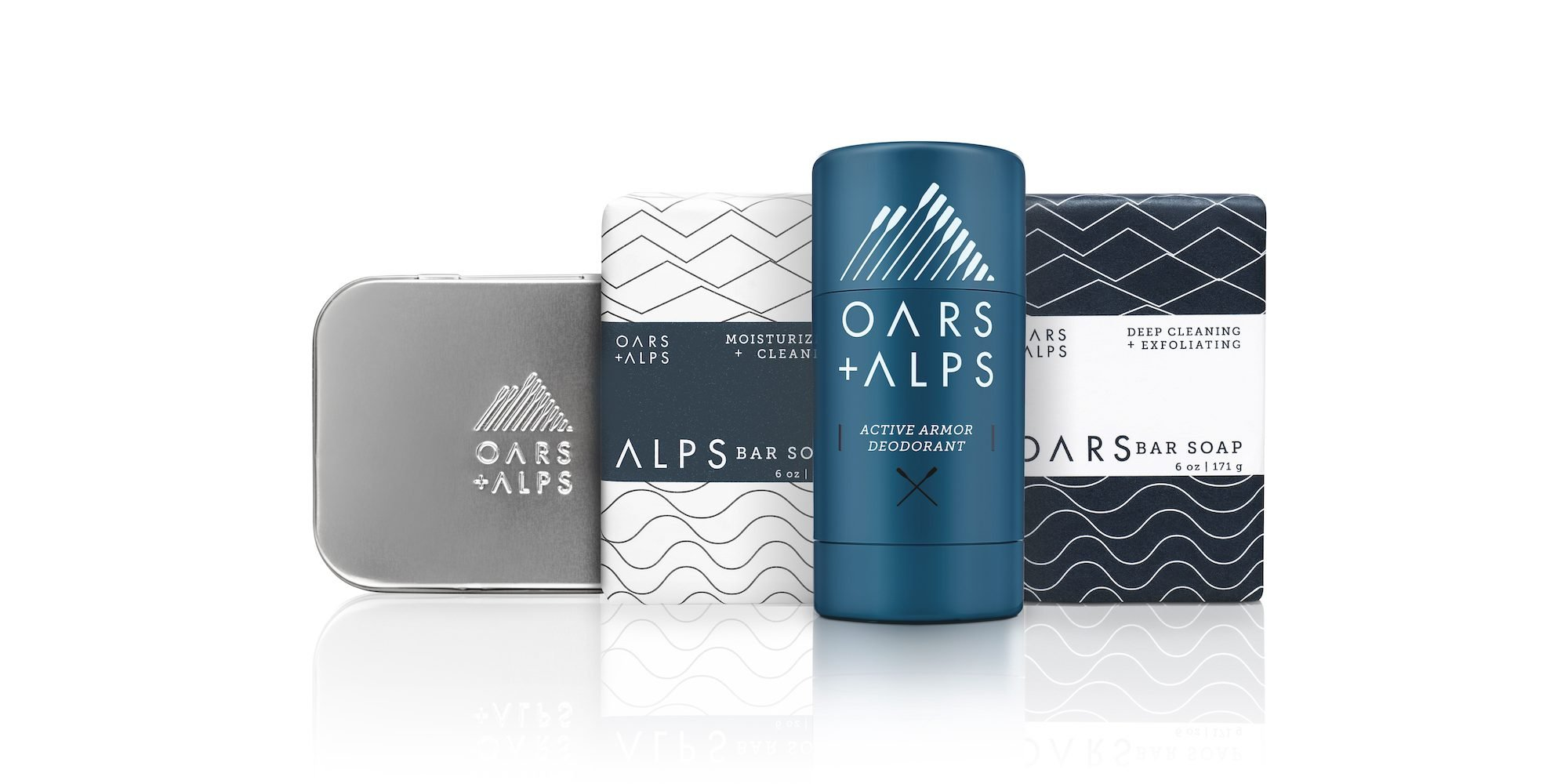 How Oars + Alps Went From Launch To Exit In Less Than 36 Months