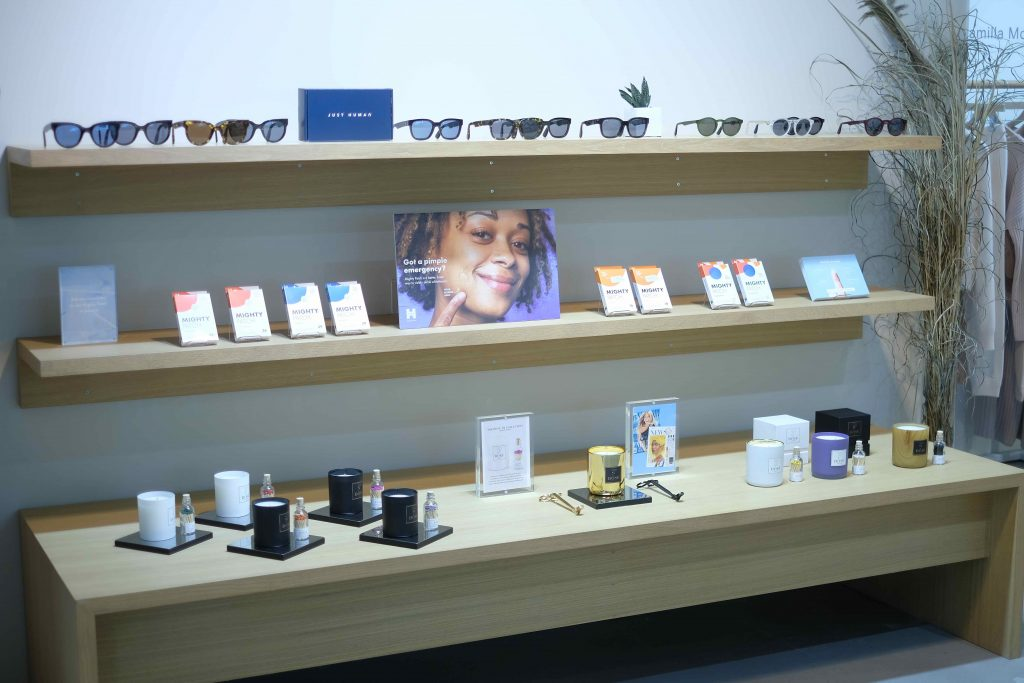 A recent Female Founders Meet Up took place at Naked Retail's New York City outpost.