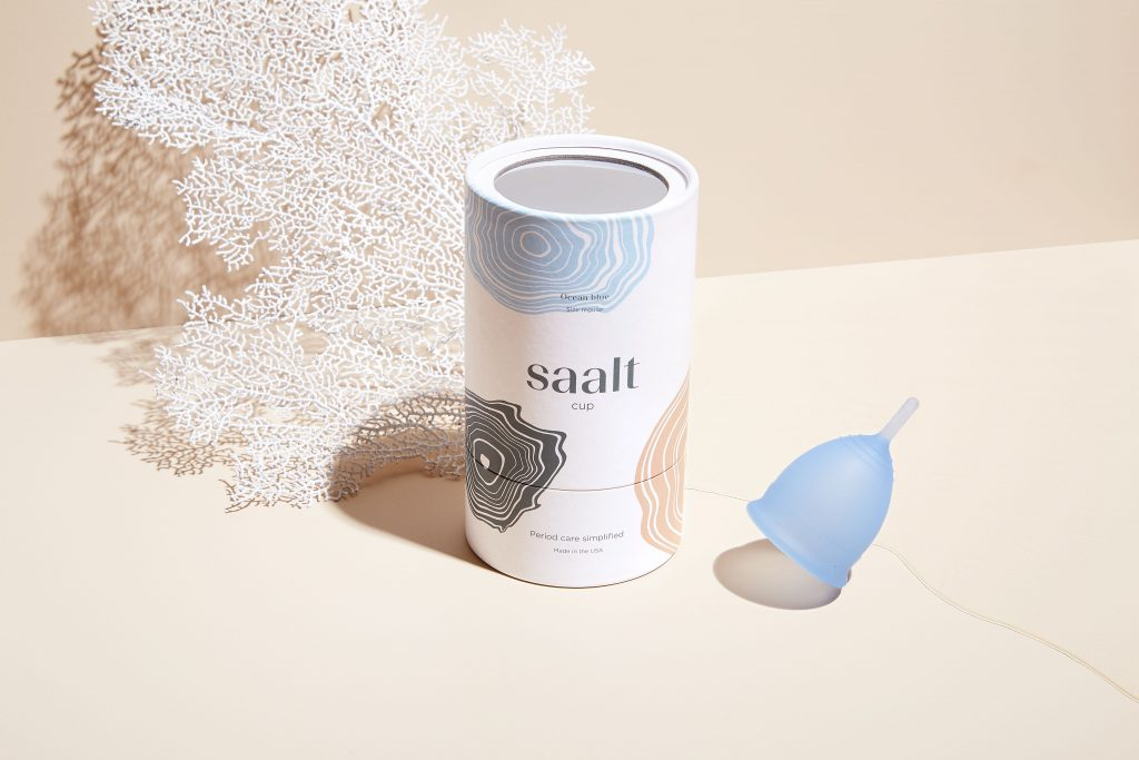 period care brand Saalt