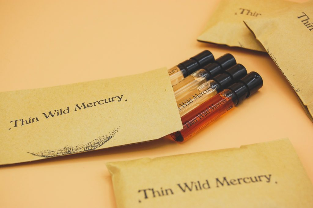 Thin Wild Mercury
