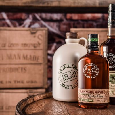 New World Natural Brands Enters The Growing Men's Market With The Acquisition Of 18.21 Man Made