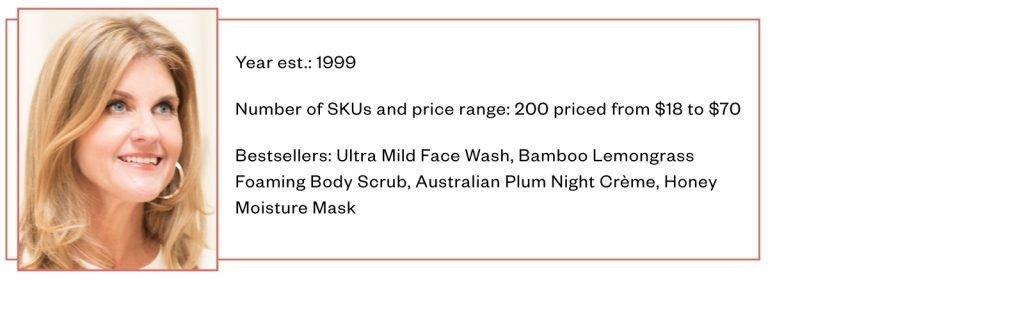 Emilie Davidson Hoyt, Lather, Ultra Mild Face Wash, Bamboo Lemongrass Foaming Body Scrub, Australian Plum Night Creme, Honey Moisture Mask