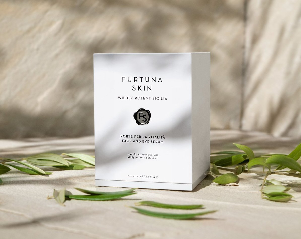 Luxury Brand Furtuna Skin Carefully Crafts Clean Skincare With Ingredients From Sicily