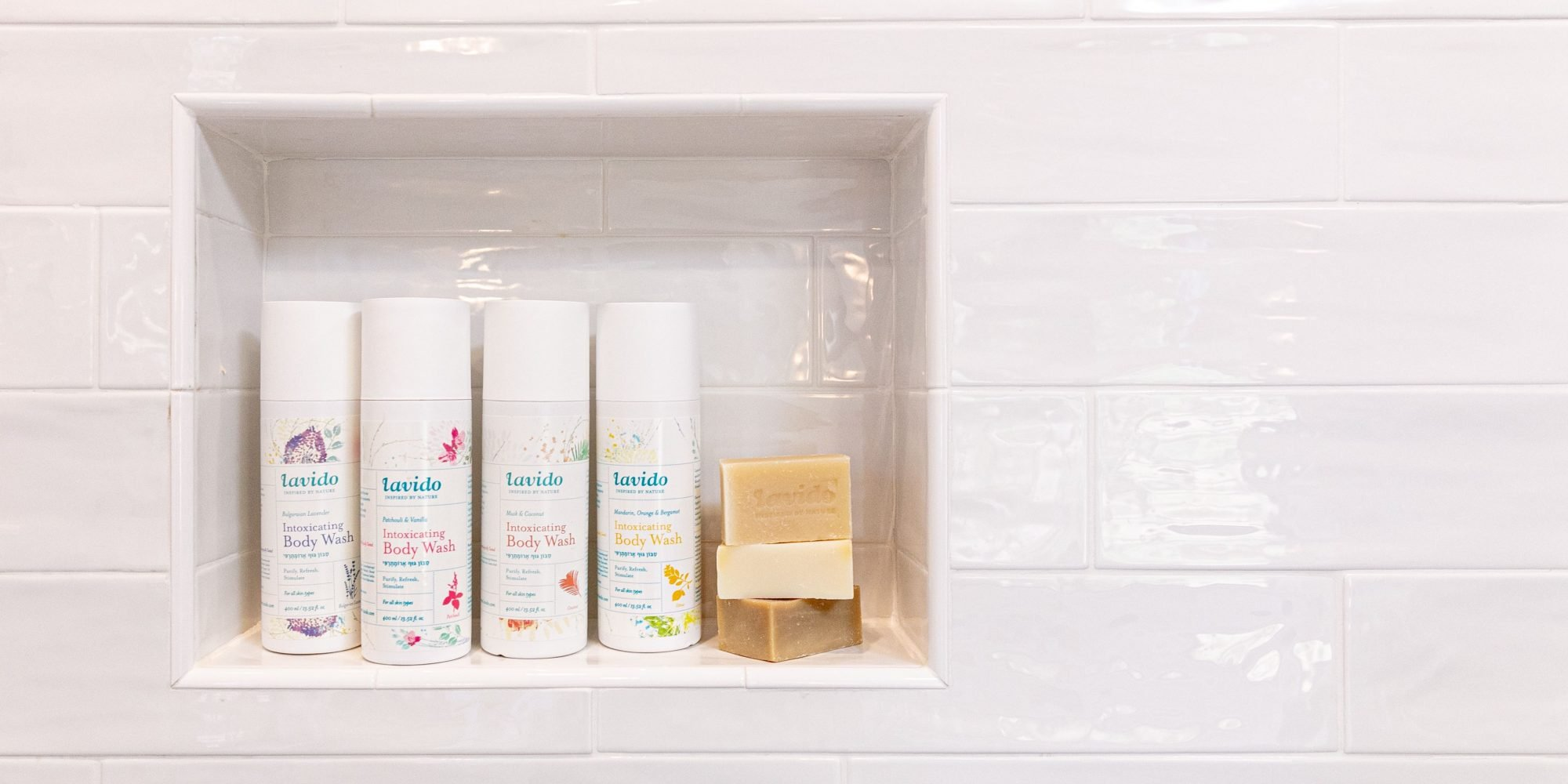 How Lavido Went From A Single Diaper Salve Made In Israel To A Global Natural Beauty Brand