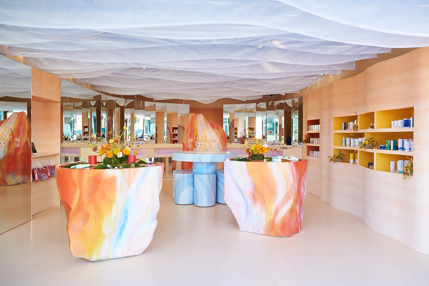 A Glance Inside Grove Collaborative's New Clean Beauty Concept Roven