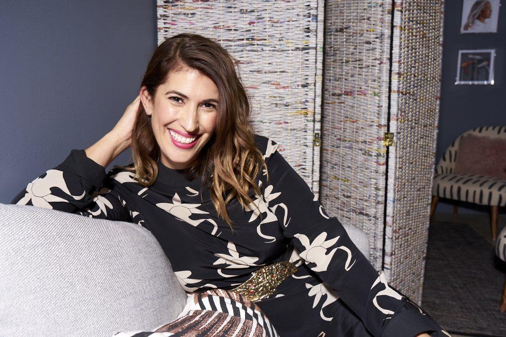 Base Beauty founder Jodi Katz