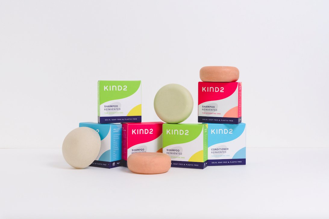 New Eco-Conscious British Brand Kind2 Is Reinventing The Shampoo Bar