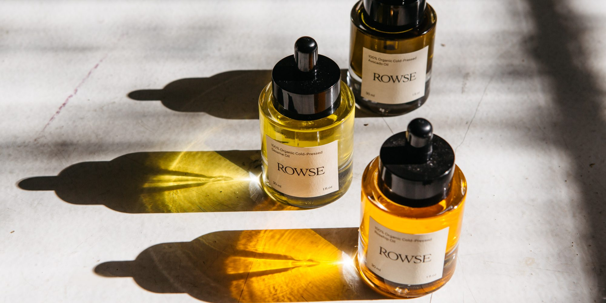 New Plant-Driven Brand Rowse Makes DIY Skincare Fabulously Chic