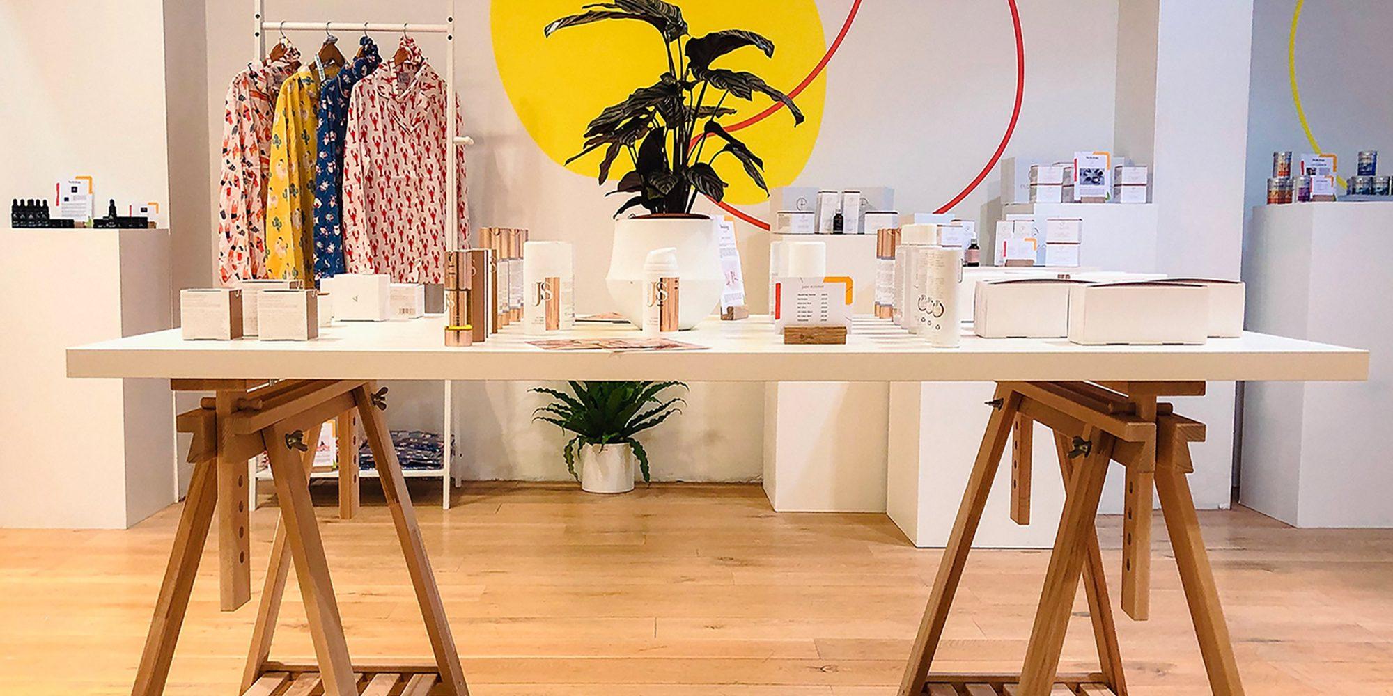 Former John Lewis Buyer Rebecca Saunders Opens London Pop-Up Shop Seekology To Showcase Emerging Beauty Brands