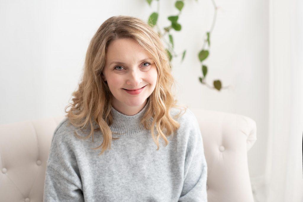 Seekology founder Rebecca Saunders