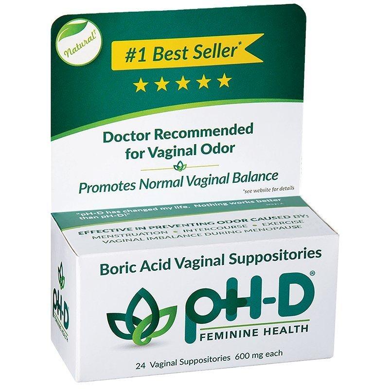 pH-D Feminine Health