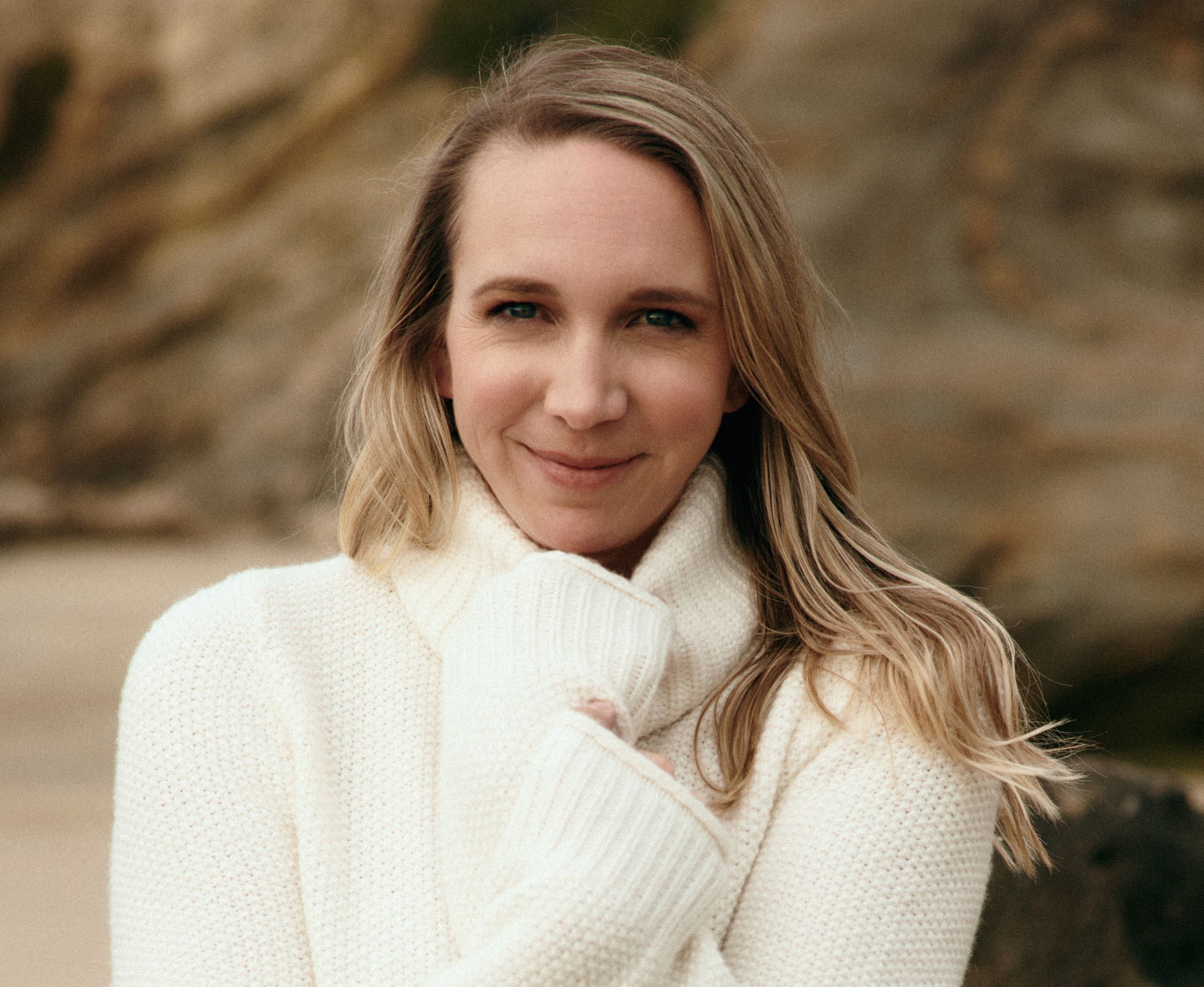 Cyan Skincare founder Ali Grace Marquart