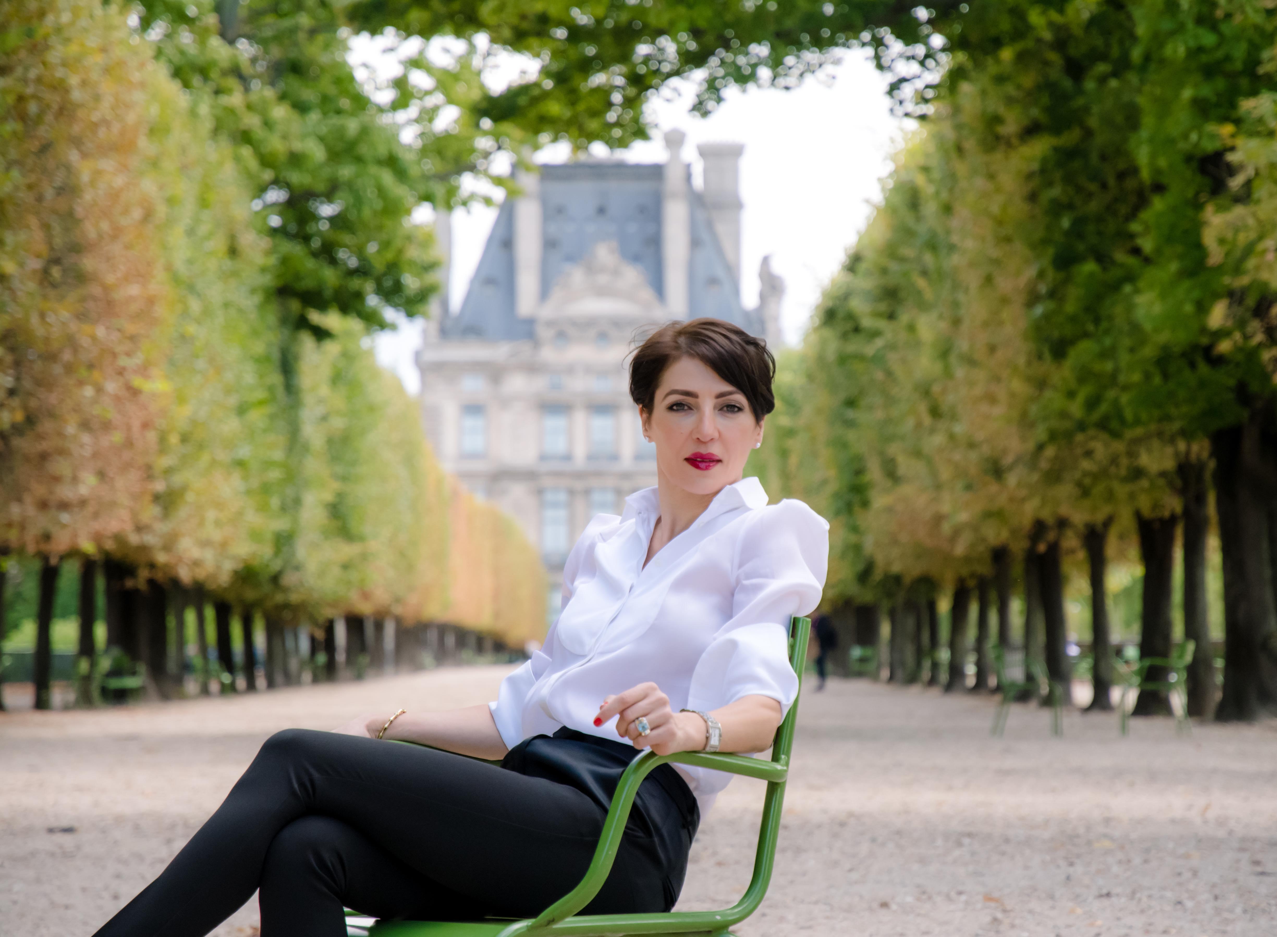 La Fervance founder Melissa Obeid