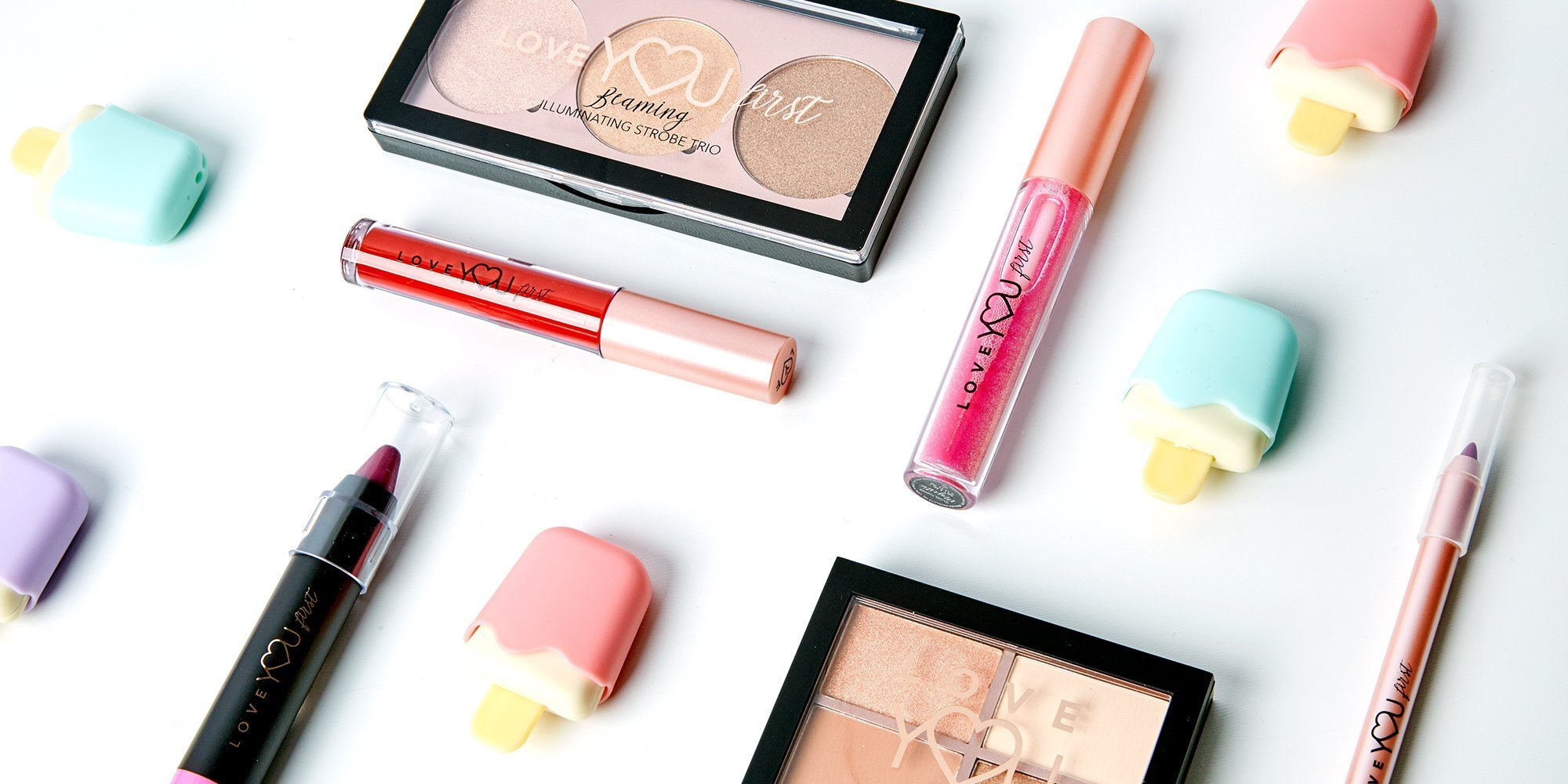 Launching At Target, Makeup Brand Love You First Has A Confidence-Boosting Message For Teens And Tweens