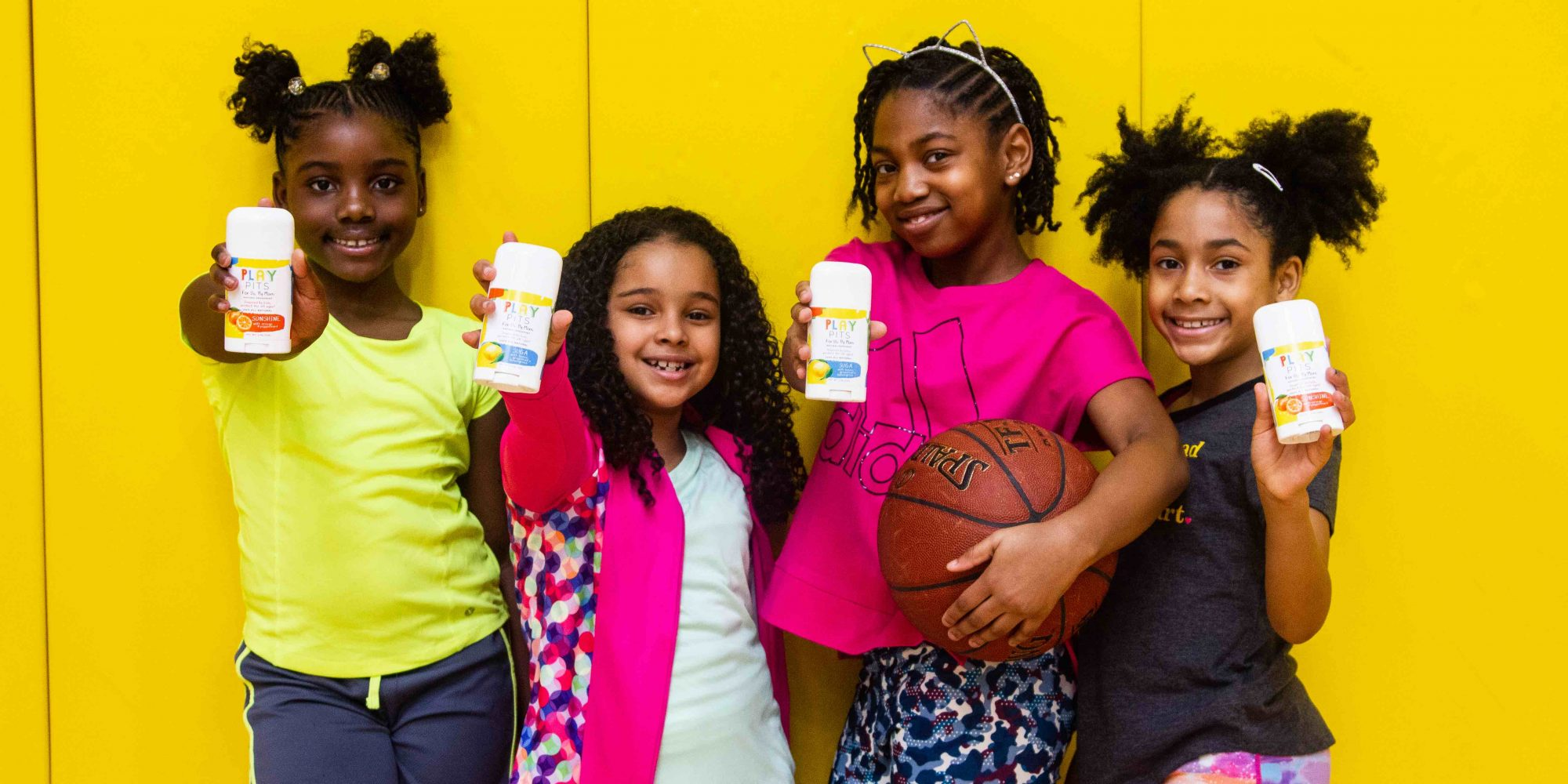 """Solve A Problem That Other Products Are Not Solving"": Play Pits Offers Natural Deodorants For Kids"