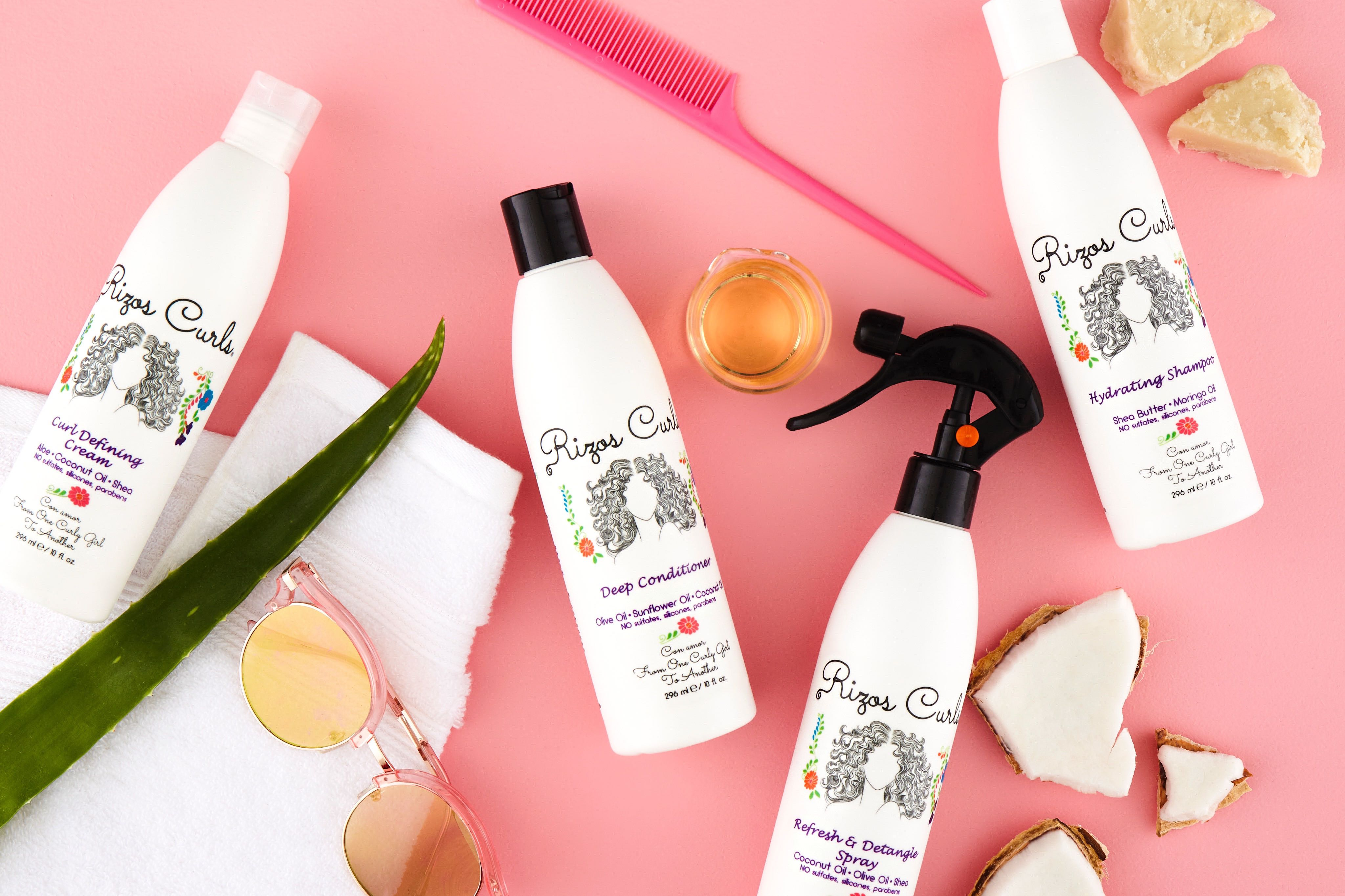 Self Funded Latina Owned Haircare Brand Rizos Curls Hits Target Shelves Beauty Independent