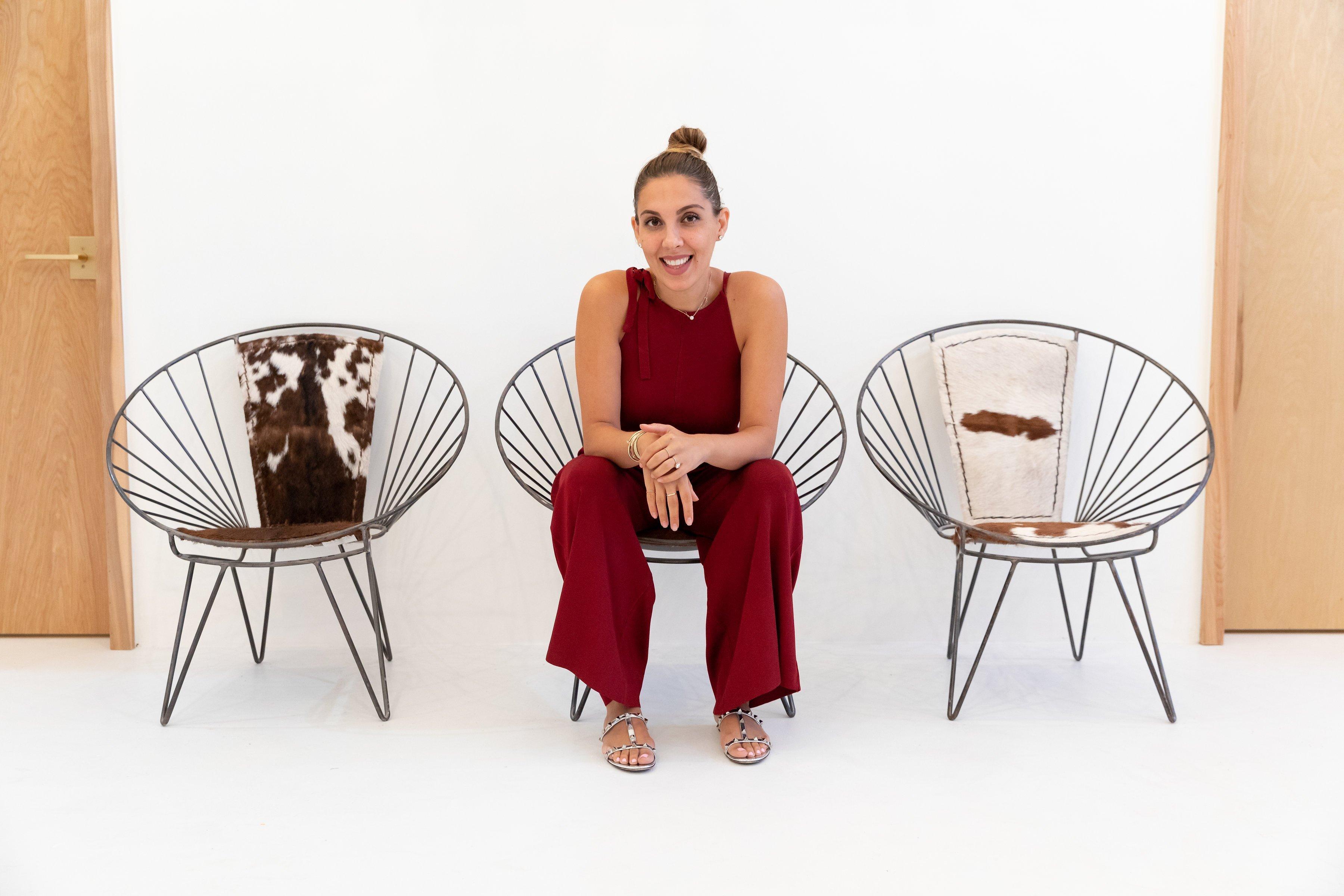 Vie Healing founder Mona Dan