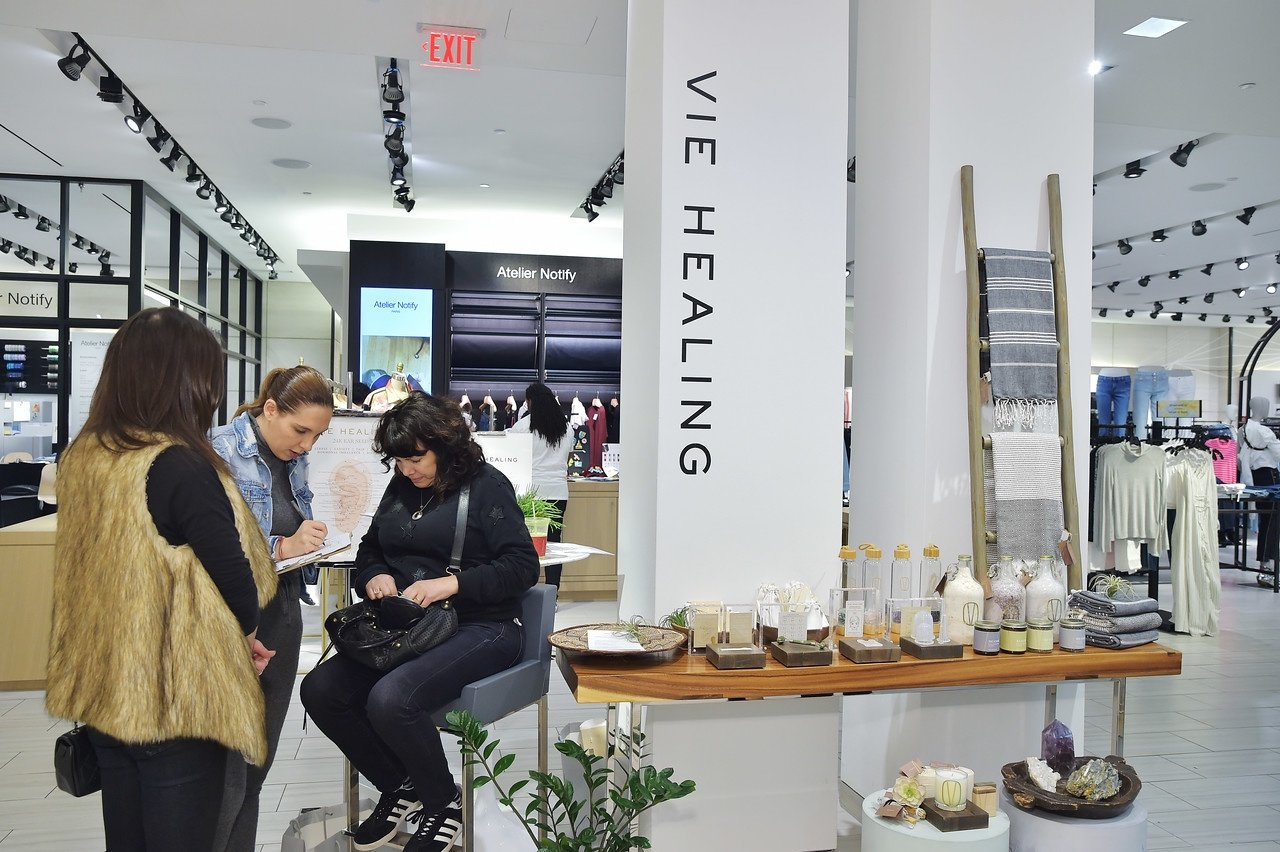 For Shoppers Who Want Reiki With Their Retail Therapy, Vie Healing Brings Holistic Treatments To Neiman Marcus