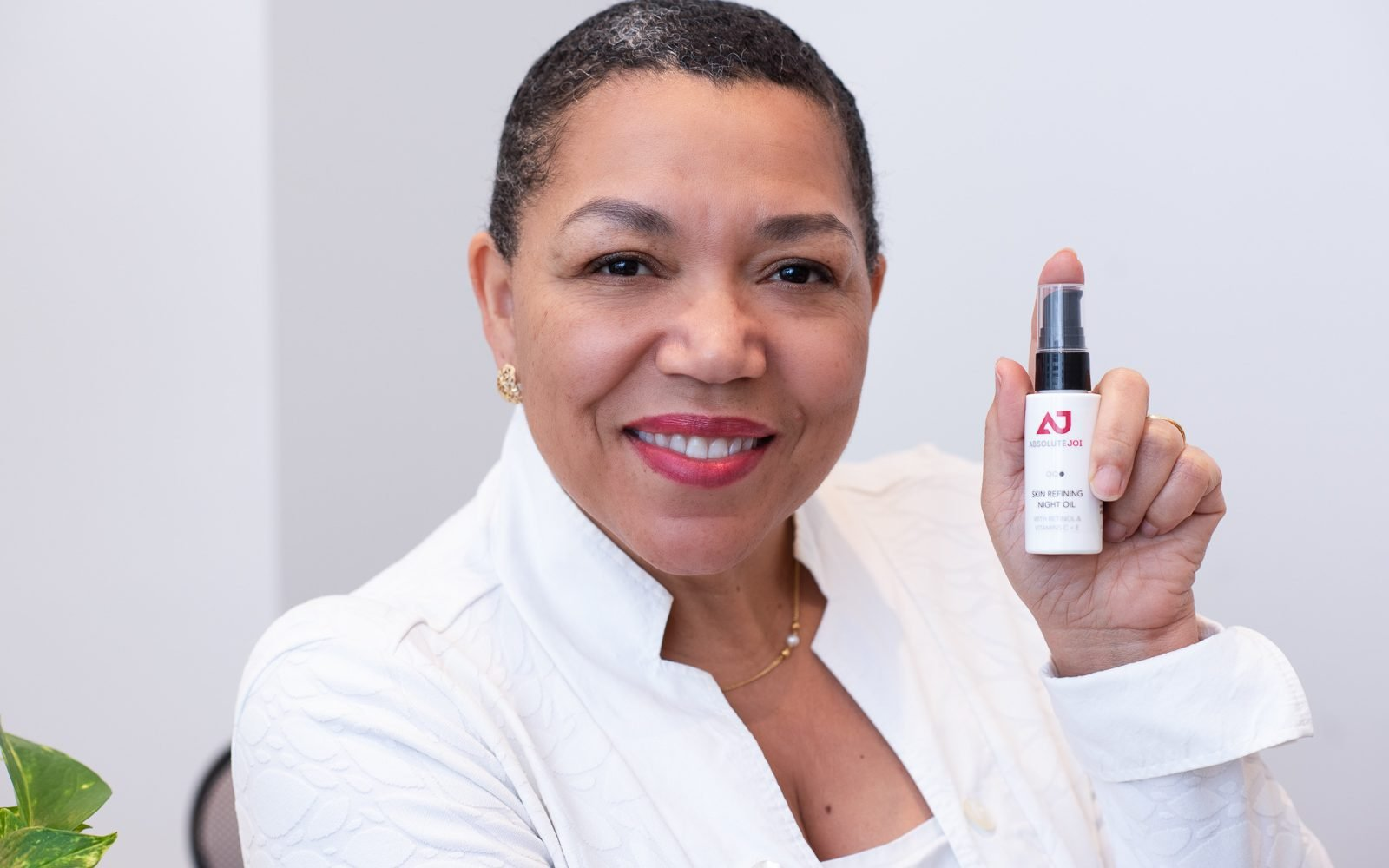 Anne Beal, The 57-Year-Old Black Founder Of Skincare Brand AbsoluteJOI, Wants To Change The Face Of Clean Beauty