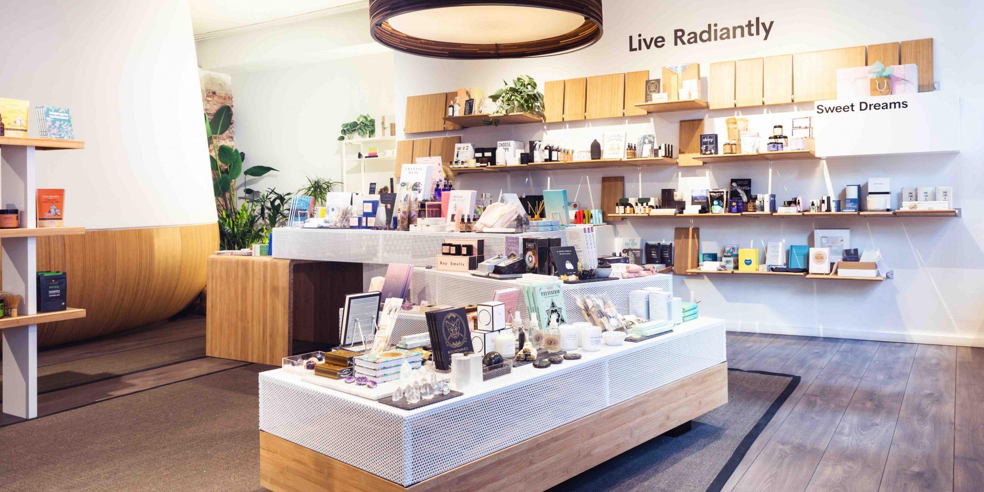 Inside Meditation Studio Inscape's Intention-Based Retail