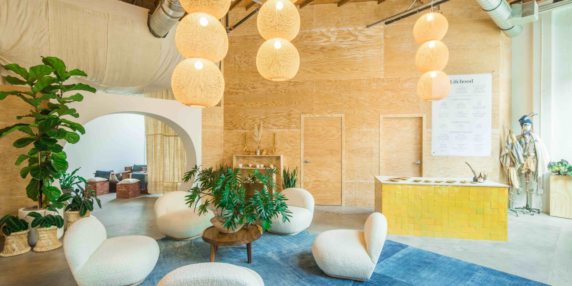 Lifehood, A New Spa Concept From The Now's Co-Founder, Has A Bigger Mission Than Personal Pampering