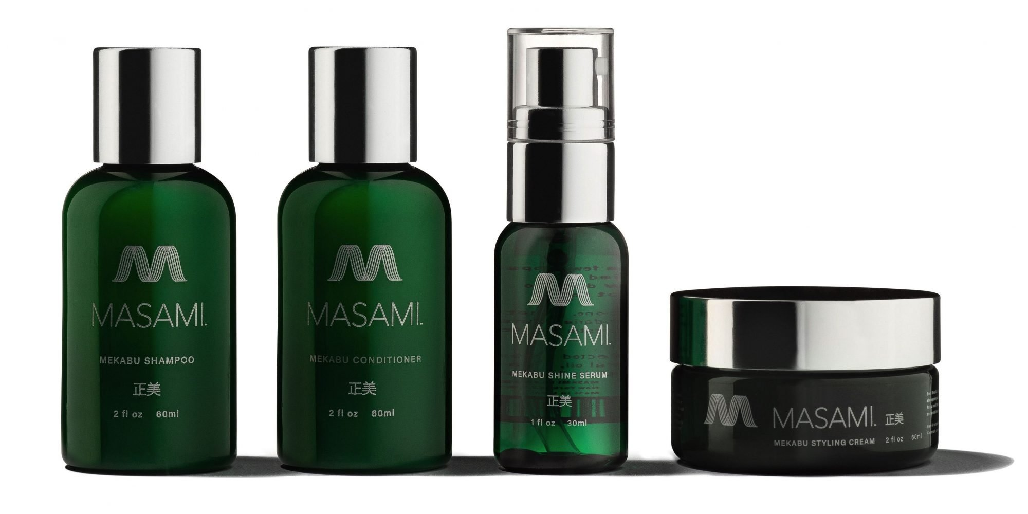 Masami Powers Premium Clean Haircare Products With Nutrient-Packed Japanese Seaweed