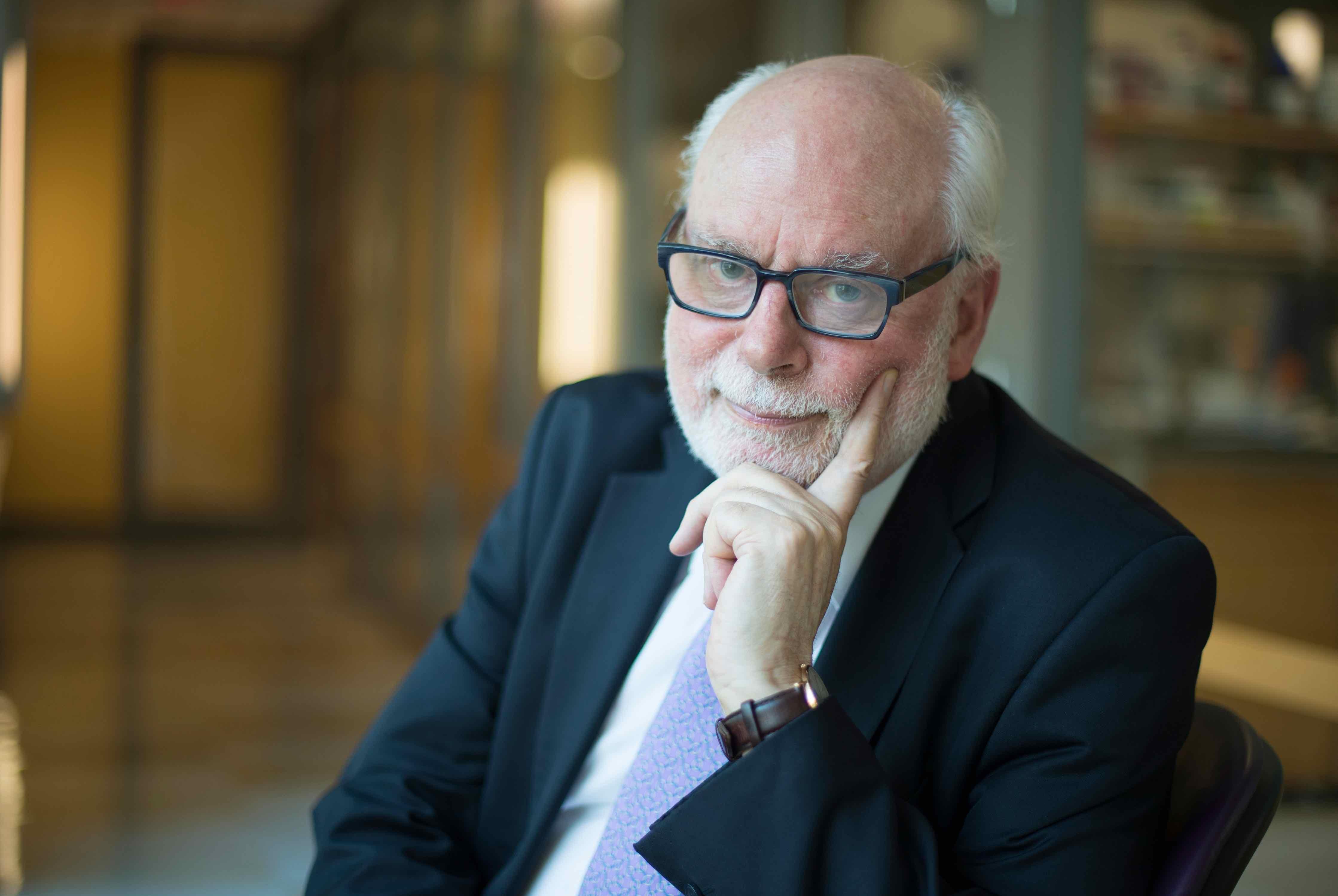 Noble Panacea founder Fraser Stoddart