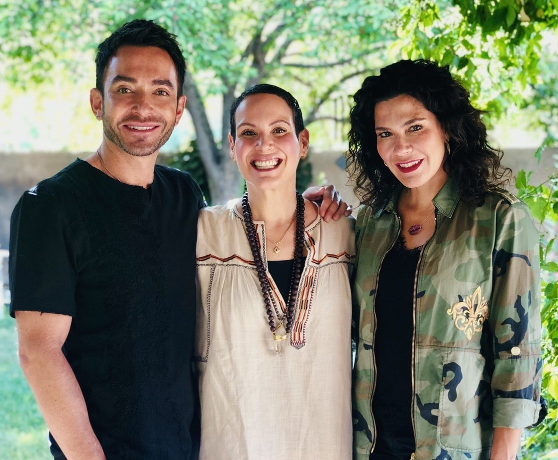 W3ll People co-founders James Walker, Shirley Pinkson and Reneé Snyder