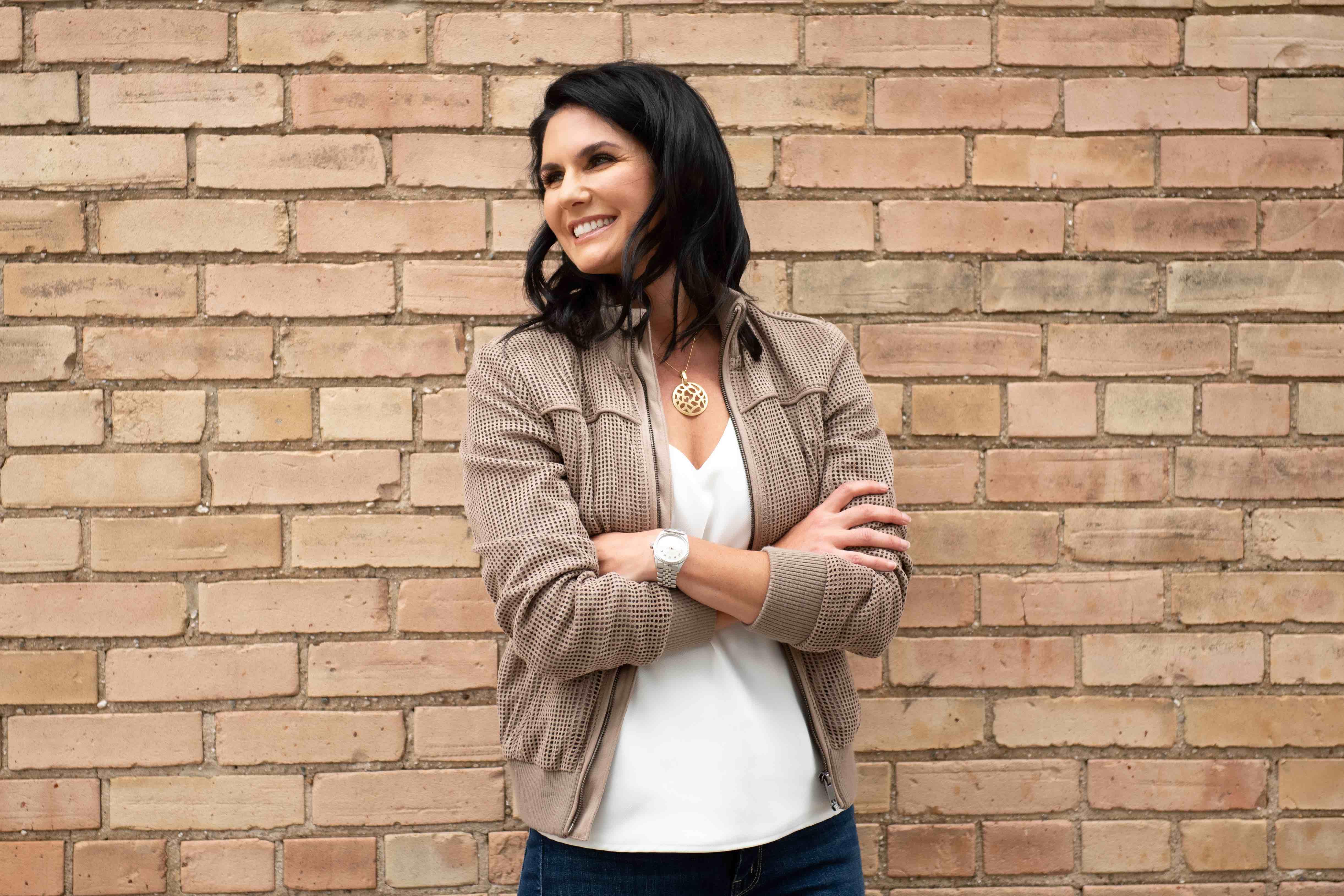 Ami Wellness founder Triniti Gawthrop