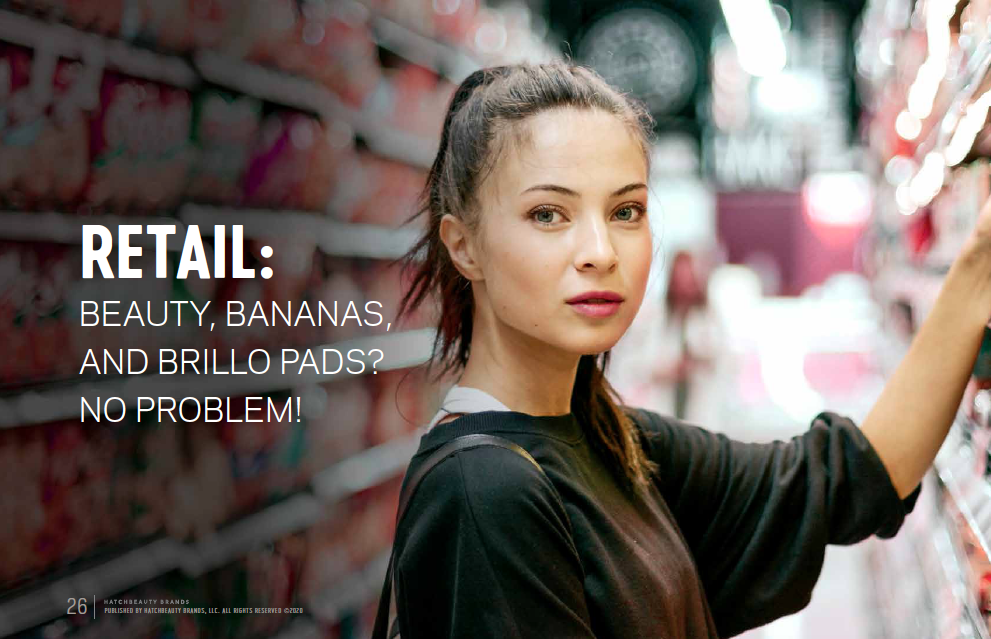 According to HatchBeauty Brands and other analysts, multi-category retail, or MULO, will benefit by dominating the retail experience during the pandemic thanks to its essential mix of groceries and consumer goods that allow them to stay open despite restrictions.