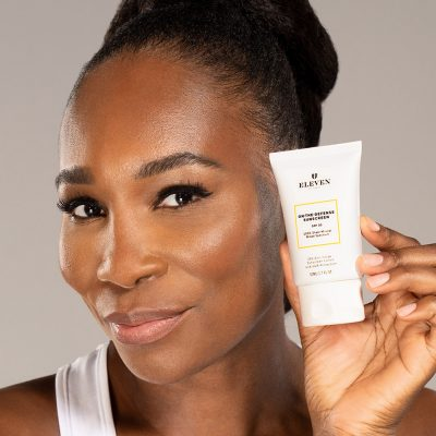 Credo Creates Mineral Sunscreens With Venus Williams' Activewear Line EleVen And The Sunscreen Company