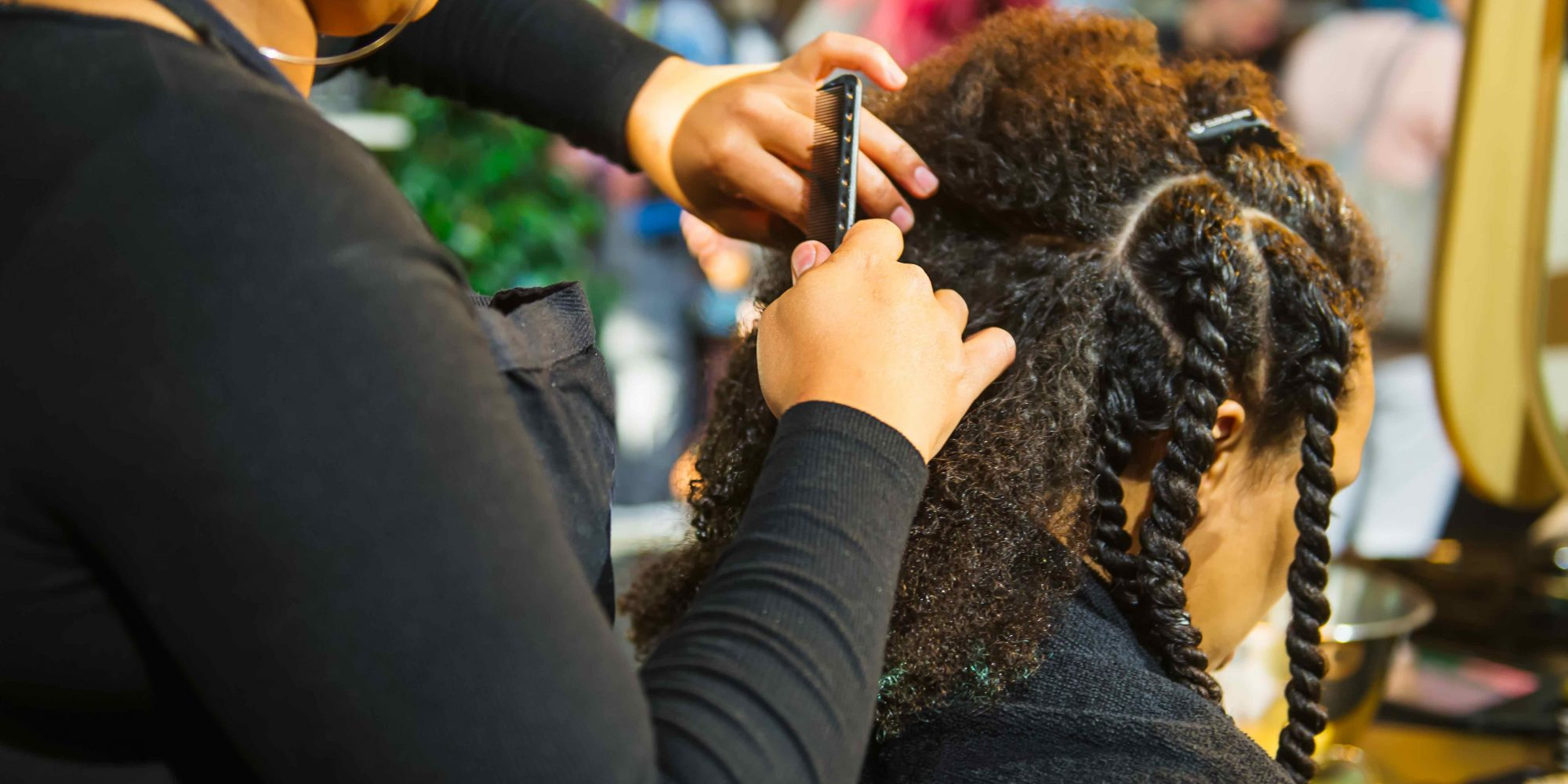 Hair Product Companies Support Salons Impacted By The Coronavirus Crisis