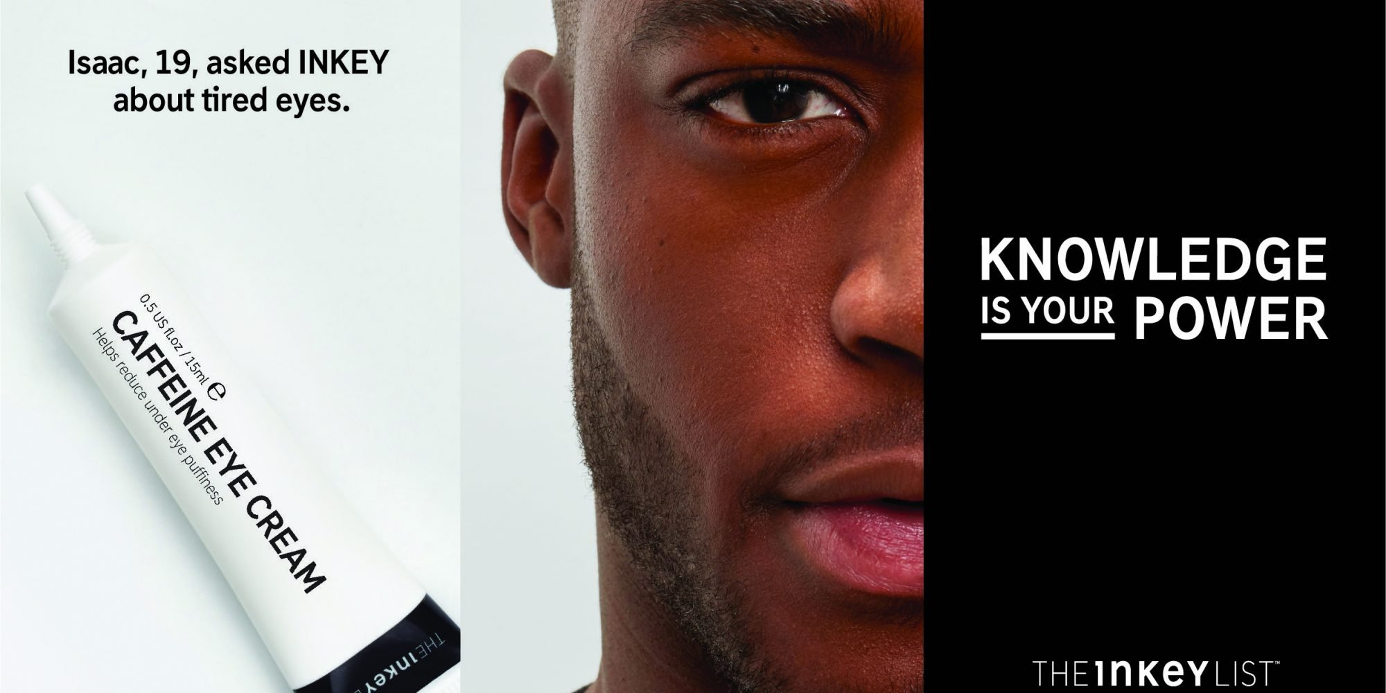 Embarking On Its First Major Digital Campaign, The Inkey List Is Out To Raise Consumers' Skincare IQ