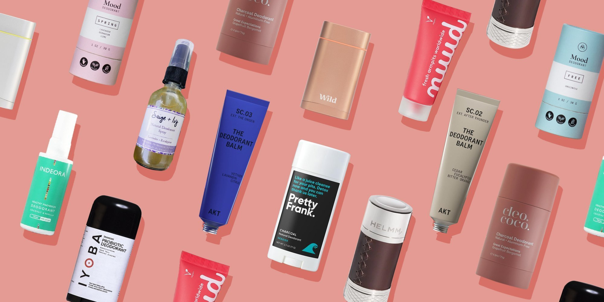 11 Emerging Indie Deodorant Brands Working Hard For People's Pits