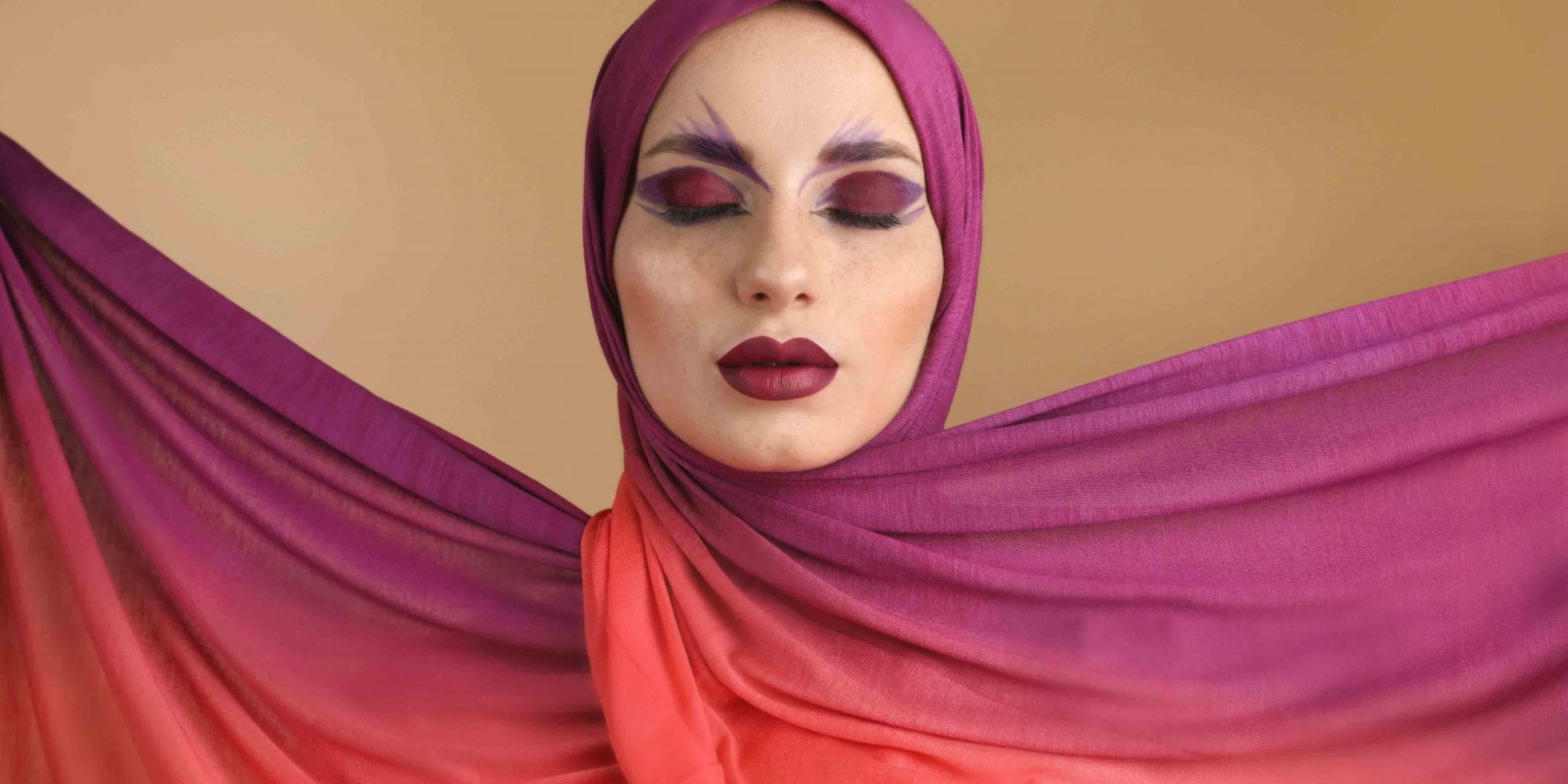 Muslim Women Constitute A Trillion-Dollar Market. New Makeup Brand Shade M Is Directed Squarely At It.