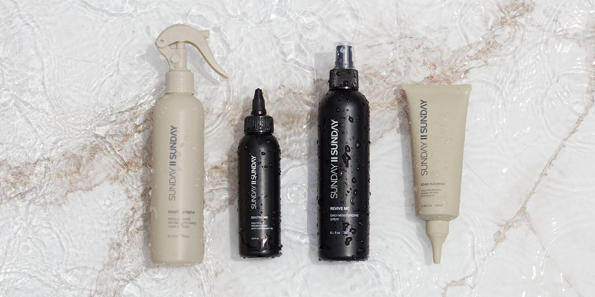 Serial Entrepreneur Keenan Beasley Gets Active With New Athleisure Haircare Brand Sunday II Sunday