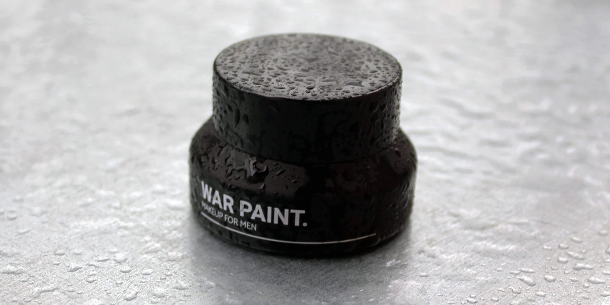 Men's Makeup Brand War Paint Secures More Than $1M To Propel Expansion