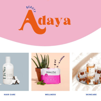 New E-Tailer Adaya Beauty Makes It Easy For Black Women To Purchase The Right Products For Them