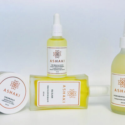 How South African Brand Ashaki Is Improving Women's Livelihoods Through Haircare