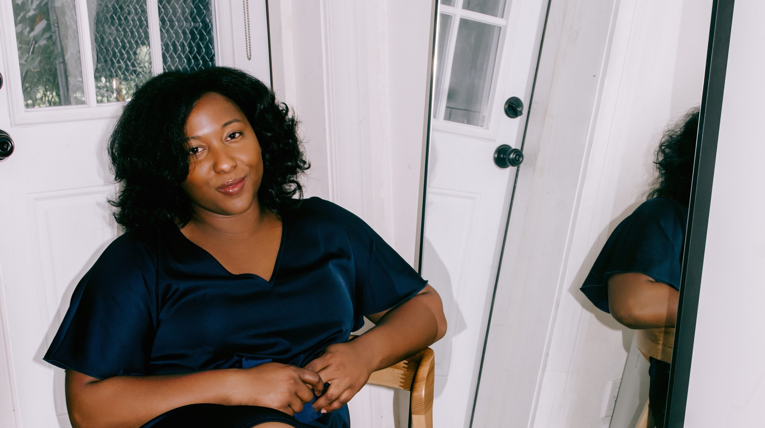 Beautyocracy founder Auja Little