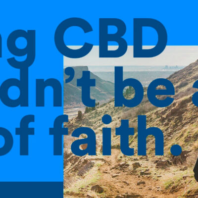 CBD Isn't A Panacea—And CBD Company Bluebird Botanicals Acknowledges That In Its Ads