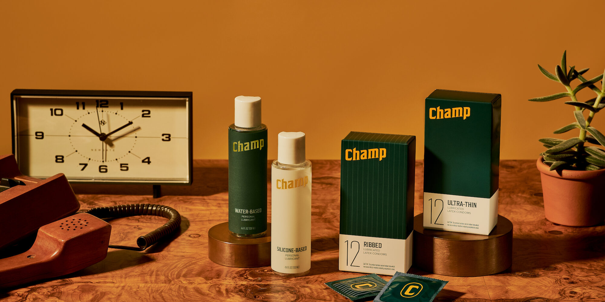 New DTC Sexual Wellness Brand Champ Is Breaking Condom Taboos