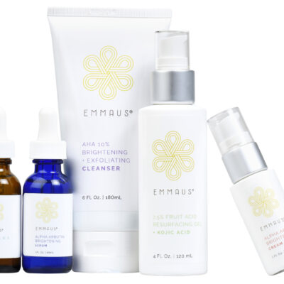 """Doing Skincare Makes Me Happy"": Emmaus Founder Aminah Sagoe Isn't Going Anywhere"