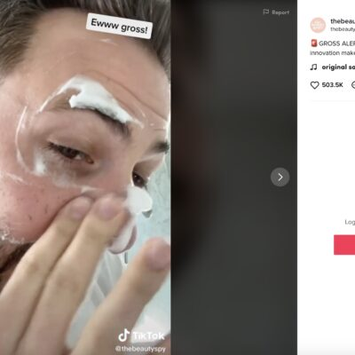 How The Beauty Spy Turned Co-Founder Ryan Sullivan's Pores Into A Viral Sensation On TikTok