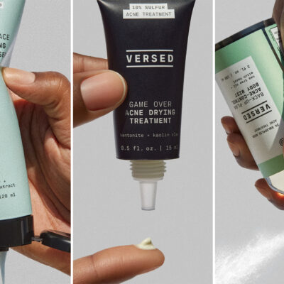 Clean Skincare Brand Versed Ventures Into The Growing Adult Acne Segment