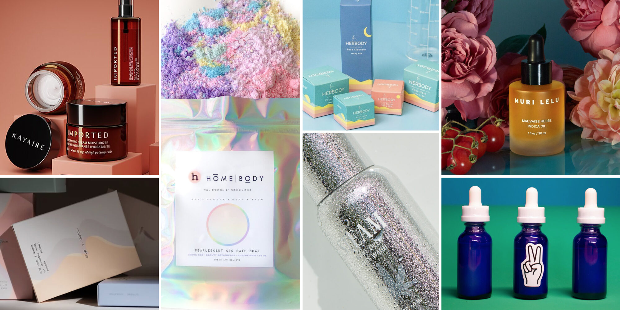 Rising Stars In CBD Beauty And Wellness: Part 1