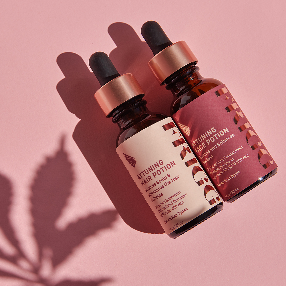 Former Papa & Barkley CMO Kimberly Dillon Launches CBD Beauty Brand Frigg