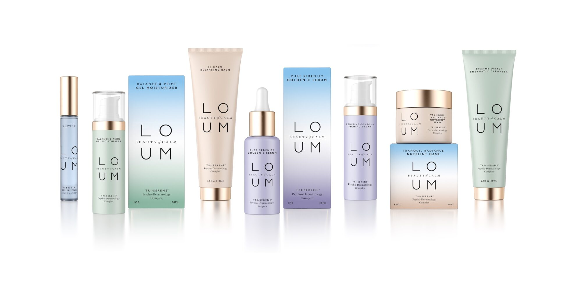 Present Life, A New Beauty And Wellness Company Led By Ex-Coty Execs, Launches Loum Beauty Of Calm To Combat The Effects Of Stress