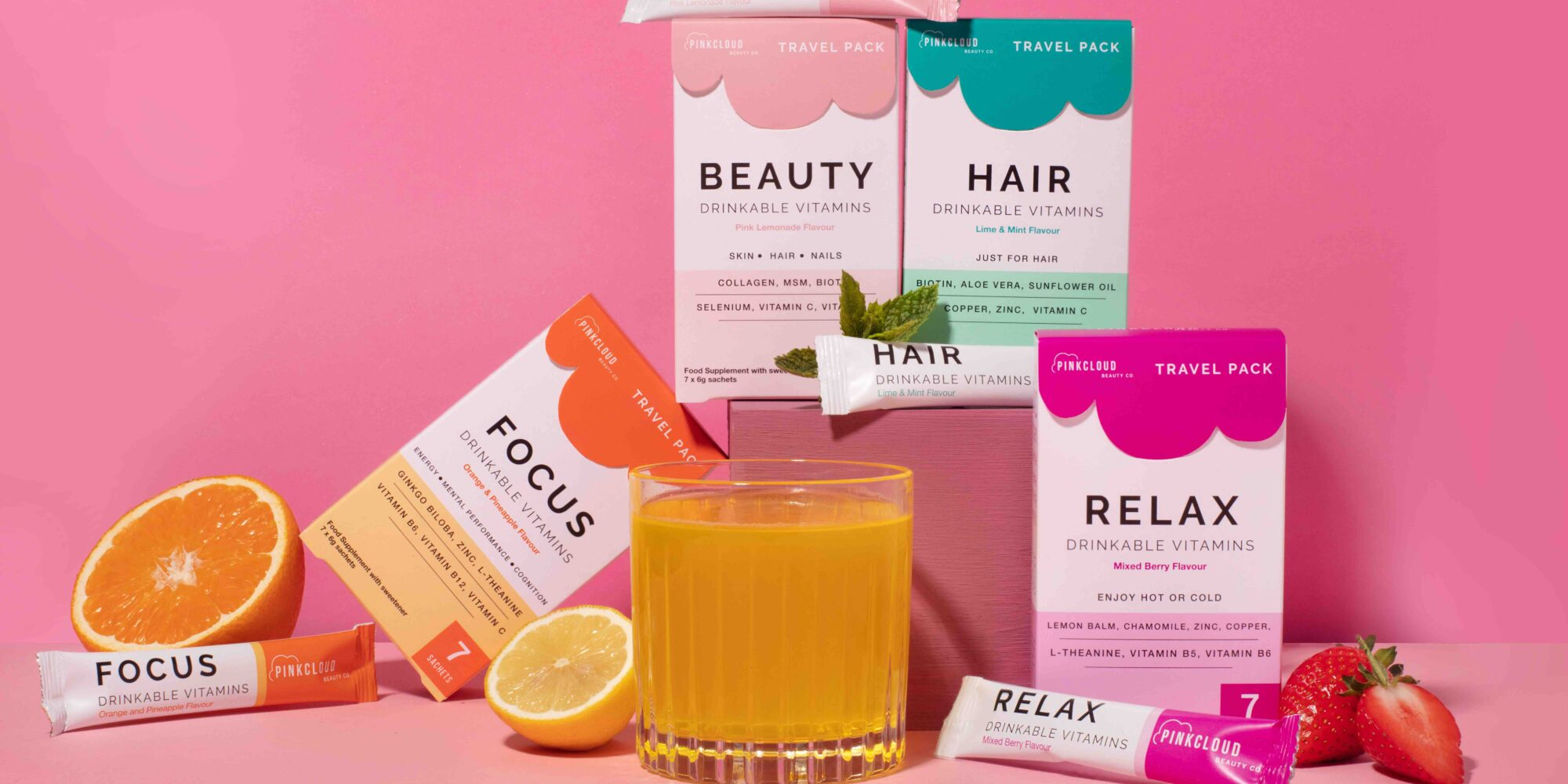 Meet The Ingestible Beauty Brand Marching Into Leading UK Retailers